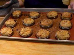 A baking sheet of slider buns