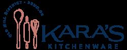 small logo for Kara's Kitchenware