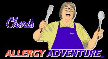 Medium sized logo of CherisAlergyAdventure.com